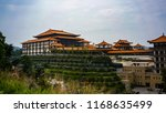distant view of dharma sutra... | Shutterstock . vector #1168635499