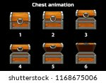 animation step by step open and ...