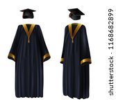 Graduation Clothing  Gown And...