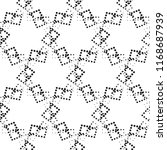 vector seamless pattern ... | Shutterstock .eps vector #1168687939