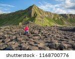 giant's causeway  ireland   Shutterstock . vector #1168700776