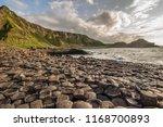 giant's causeway  ireland   Shutterstock . vector #1168700893