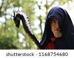 close up of a caucasian man... | Shutterstock . vector #1168754680