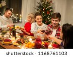 holidays and celebration... | Shutterstock . vector #1168761103