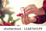 holidays  engagement and... | Shutterstock . vector #1168764199