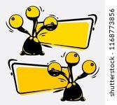 halloween banner design   Shutterstock .eps vector #1168773856