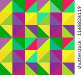 seamless abstract colorful... | Shutterstock .eps vector #1168826119
