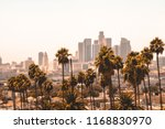 aerial view of downtown los...   Shutterstock . vector #1168830970