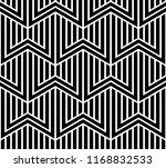 vector seamless texture. modern ... | Shutterstock .eps vector #1168832533