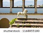 alhambra in granada  andalucia  ...   Shutterstock . vector #1168855180