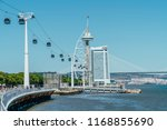 lisbon  portugal   august 18 ... | Shutterstock . vector #1168855690