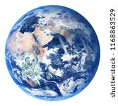 High Quality Planet Earth Isolated - Fine Art prints