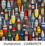 Buoys commercial street...