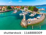scenic summer aerial view of... | Shutterstock . vector #1168888309