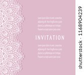 invitation or card templates... | Shutterstock .eps vector #1168904239