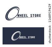 tyre shop logo design   tyre... | Shutterstock .eps vector #1168919629