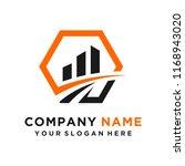 faster logo template vector | Shutterstock .eps vector #1168943020