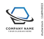 faster logo template vector | Shutterstock .eps vector #1168943023