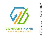 faster logo template vector | Shutterstock .eps vector #1168943029