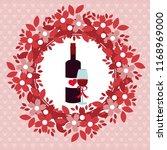 love cute emblem   Shutterstock .eps vector #1168969000