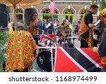 notting hill london uk 08 27 18 ...   Shutterstock . vector #1168974499