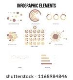 business data visualisation... | Shutterstock .eps vector #1168984846