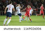 wales v england  world cup... | Shutterstock . vector #1169026006