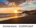 el zonte  el salvador. february ...   Shutterstock . vector #1169041669