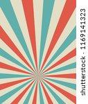 sunlight retro narrow vertical... | Shutterstock .eps vector #1169141323