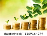 concept of investment like a... | Shutterstock . vector #1169164279