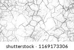 dry brush strokes and scratches ... | Shutterstock .eps vector #1169173306