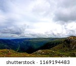 beautiful mountain view photo ... | Shutterstock . vector #1169194483