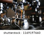 extract espresso from cafe   Shutterstock . vector #1169197660
