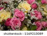 Bouquet Of Pink And Yellow...