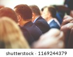 meeting of govern in the... | Shutterstock . vector #1169244379