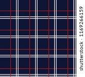 stripe pattern on navy... | Shutterstock .eps vector #1169266159