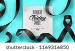 black friday  big sale  black... | Shutterstock .eps vector #1169316850