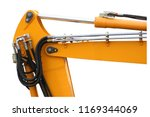 mechanical arm jack of a... | Shutterstock . vector #1169344069