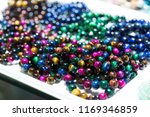 jade and bracelets at market in ...   Shutterstock . vector #1169346859
