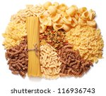 Variations Of Italian Macaroni...