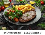 Grilled Sirloin Steak With...