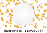 white circle on the background... | Shutterstock .eps vector #1169392789