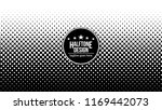 halftone dots background ... | Shutterstock .eps vector #1169442073