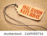 small business saturday sign  ... | Shutterstock . vector #1169450716