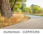 late summer on the poudre river ...   Shutterstock . vector #1169451346