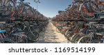 Massive Bicycle Parking In...