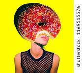 contemporary art minimal...   Shutterstock . vector #1169515576