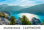 garda lake in summer | Shutterstock . vector #1169560240