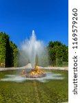 versailles  france   may 18 ...   Shutterstock . vector #1169579260