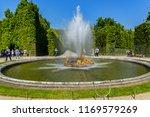 versailles  france   may 18 ...   Shutterstock . vector #1169579269